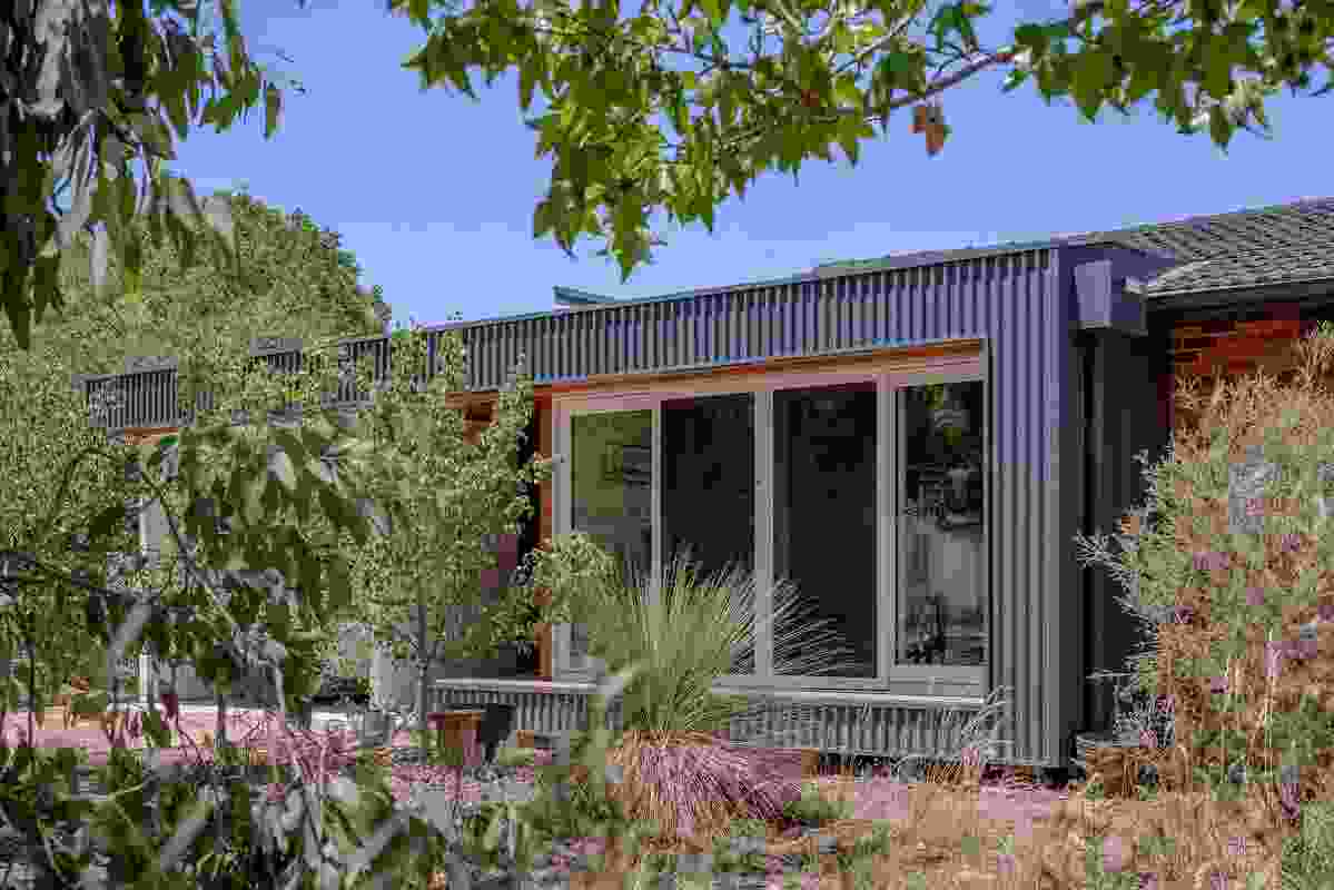 Marty and Naomi's SunTrap by Mako Architecture.