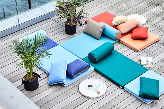 Connect mattress from Trimm Copenhagen.