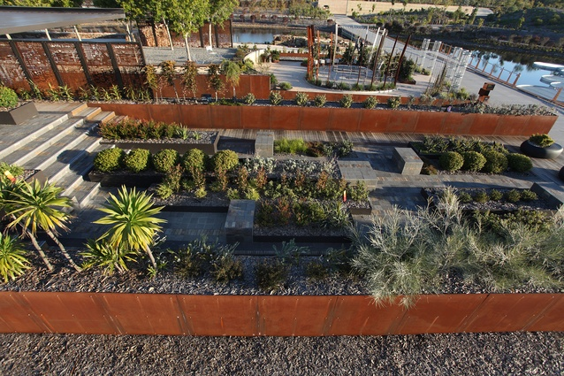 The Australian Garden Completion by Taylor Cullity Lethlean with Paul Thompson.