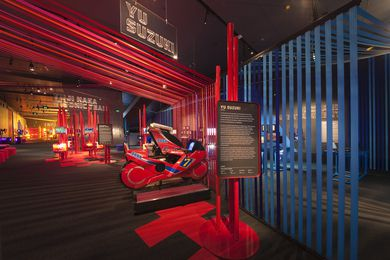ACMI - Game Masters, The Exhibition – Clare Cousins.