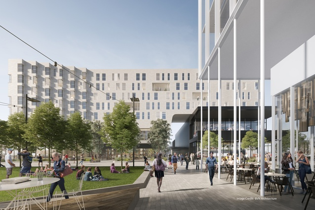 Urban Design Framework for the ANU Union Court and University Avenue Precinct by Civitas Urban Design and Planning.