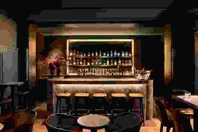 贝茨·斯马特设计的墨尔本小皇后街希尔顿酒店