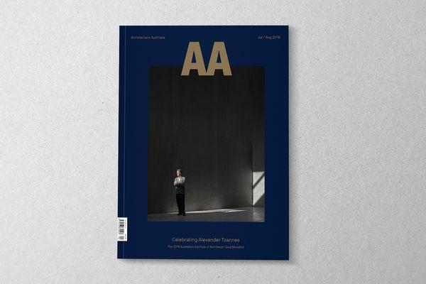 Architecture Australia July/August 2018.