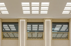 USG Boral's Ensemble ceiling used at Perth's Chancery House
