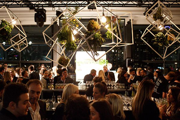The 2017 Eat Drink Design Awards party.