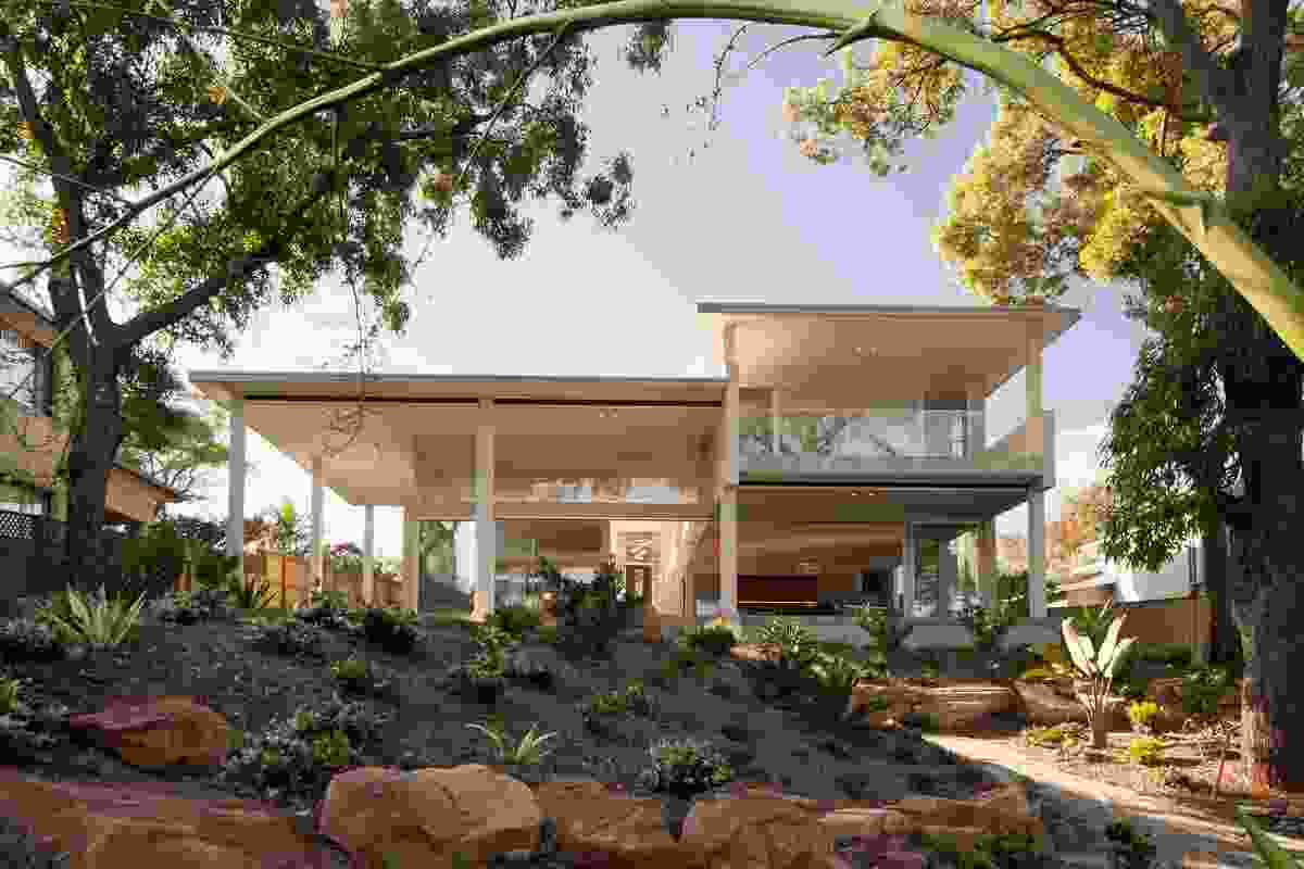 Point Frederick House by Slater Architects.