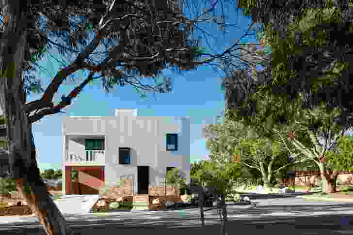 Gen Y Demonstration Housing Project by David Barr Architect.