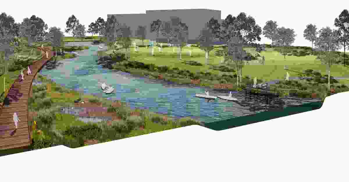 Slacks Creek Futures Study by Lat27.