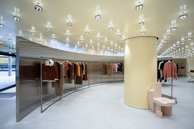 Acne Studios, Sydney by Acne Studios Design Team and H&E Architects.