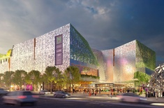 NH Architecture, Hames Sharley designed mall halted in favour of ice rink