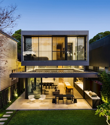 Queens Park House by Madeleine Blanchfield Architects.