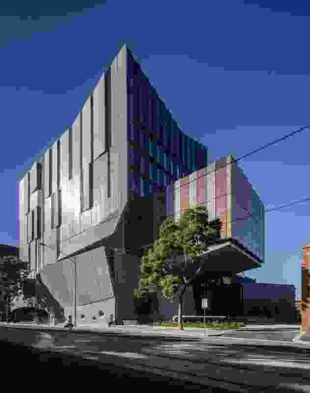 Award for Educational Architecture: The Ian Potter Southbank Centre, University of Melbourne by John Wardle Architects.