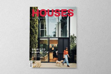 Houses 130. Cover project: Mount Stuart Greenhouse by Bence Mulcahy.