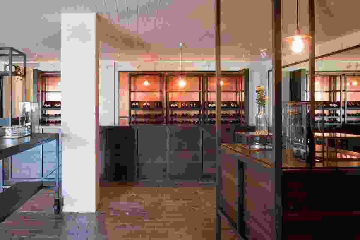Mitchelton Winery by Hecker Guthrie.