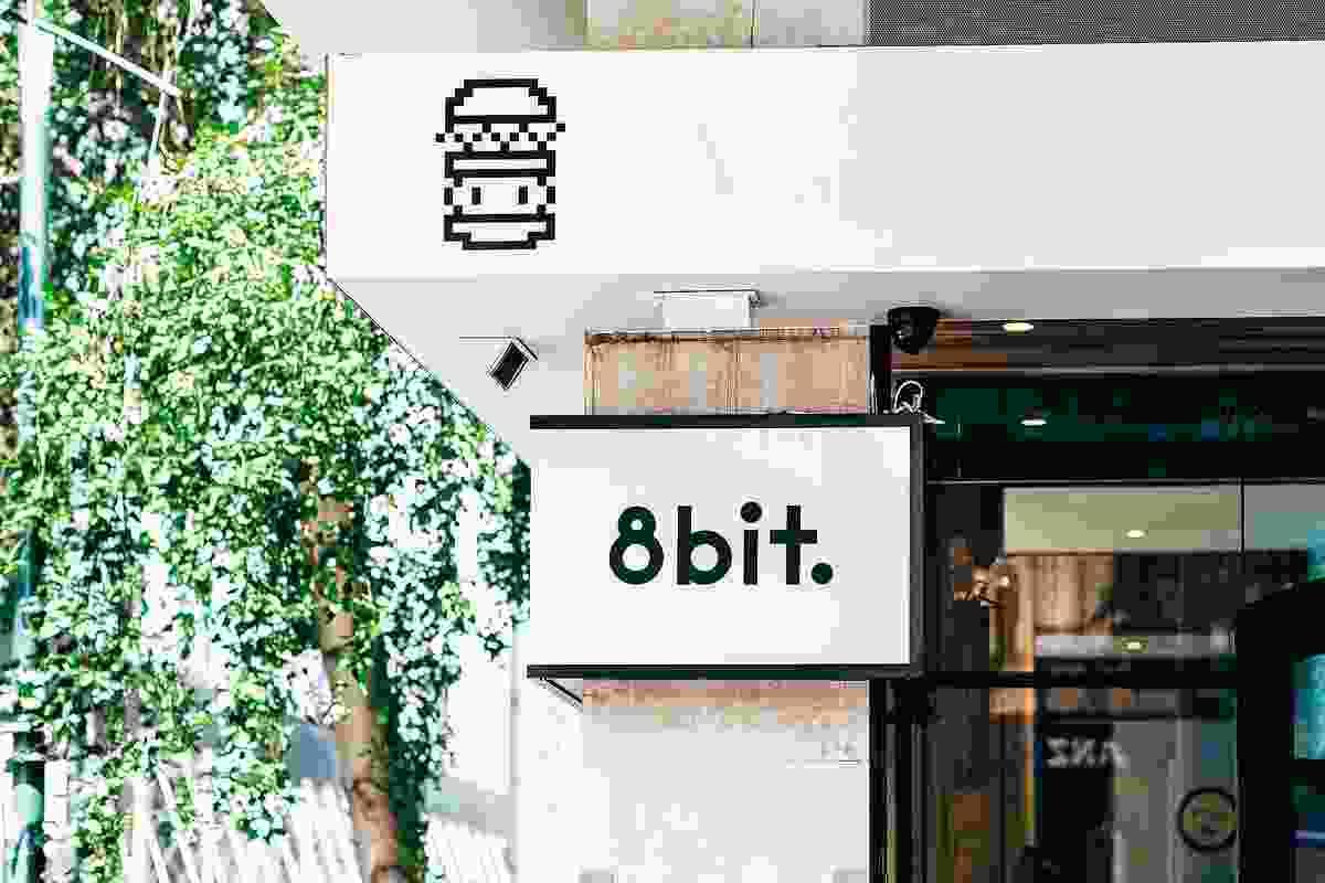 8Bit City (Melbourne, Victoria) by Studio io