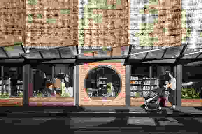 North Fitzroy Library and Community Hub by Group GSA.