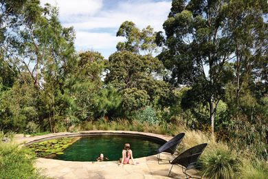 Fairfield House by Kennedy Nolan in collaboration with Sam Cox Landscape.
