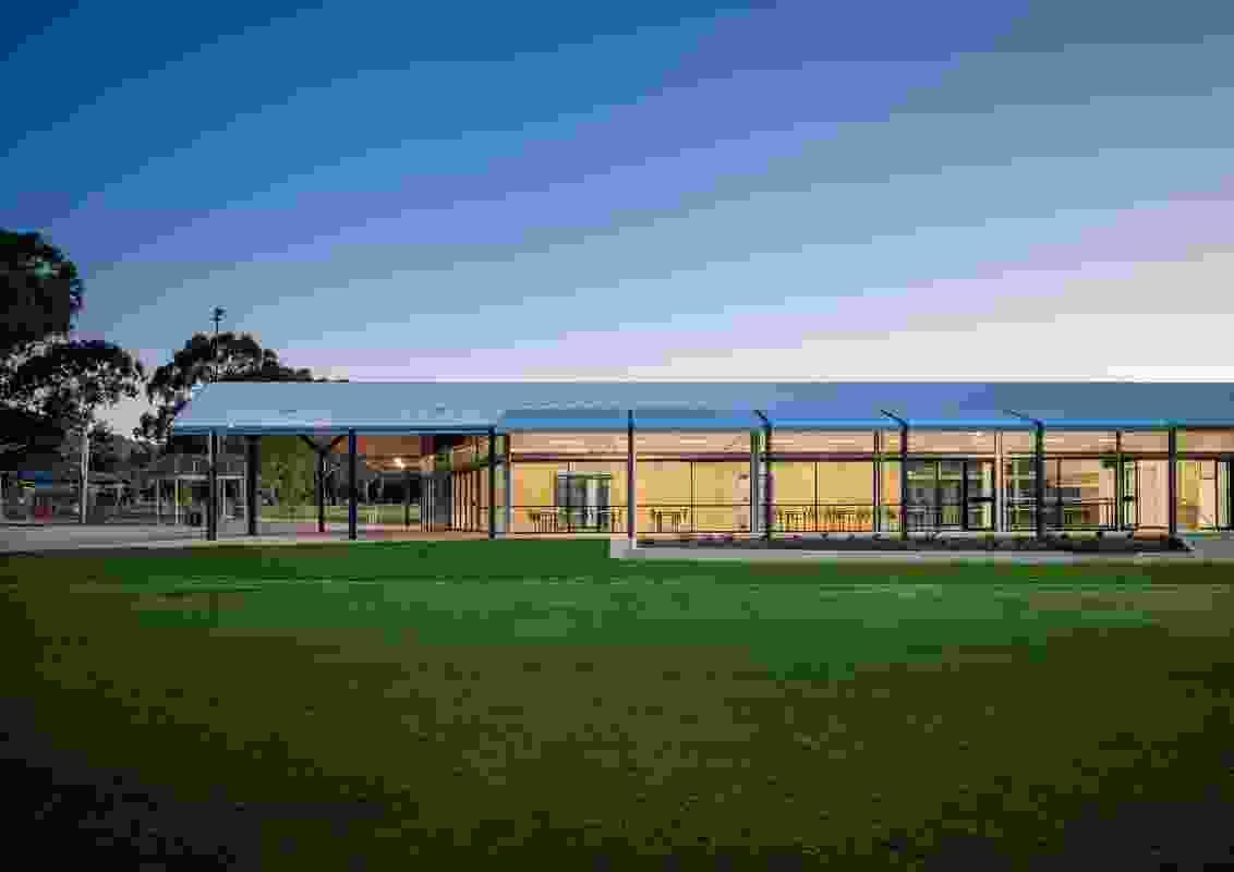 Glenunga Hub by Greenway Architects.