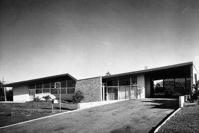 Kiernan House in Dalkeith, 1956.