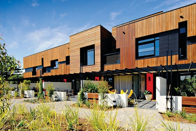 Multiple Housing Award – Heller St Park and Residences by Six Degrees Architects.