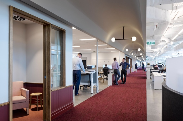 Stockland Workplace by BVN.