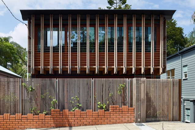 West End House by KIRK.