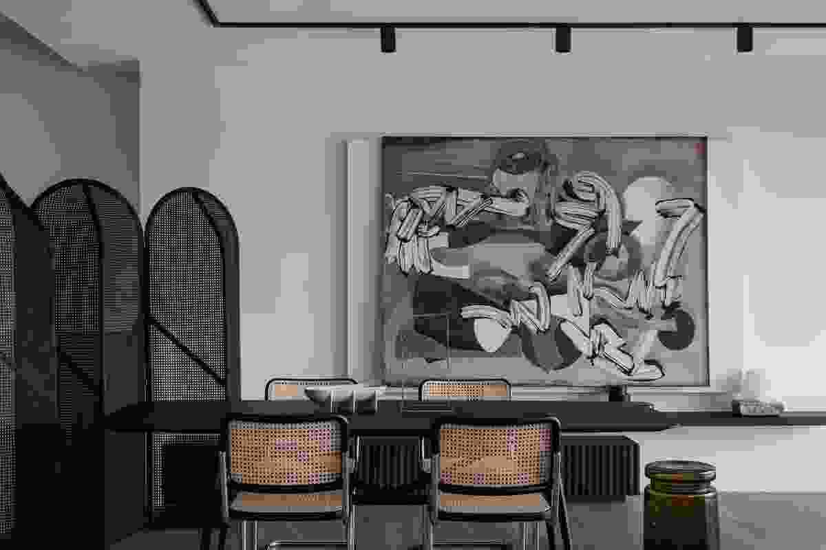 Portland Street Residence by Nina Maya Interiors.