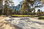 New Docklands park, home to AL_A's 2015 MPavilion, opens to the public