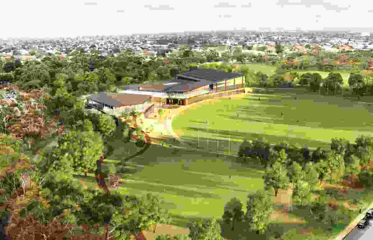 The Adelaide Football Club's sport and community centre proposal.