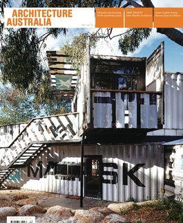 Architecture Australia, May 2008