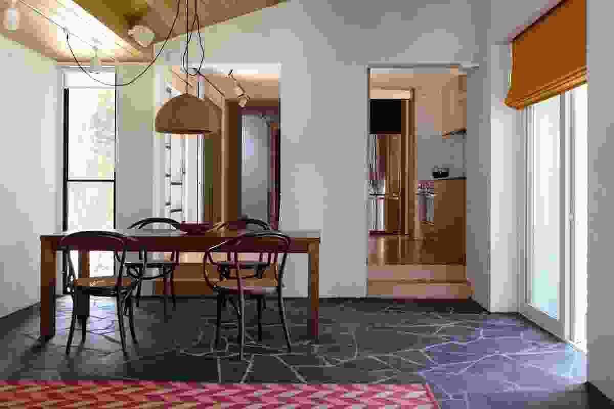 Park Lane House by Kennedy Nolan Architects.
