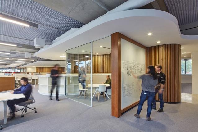 Novartis Headquarters by HDR | Rice Daubney