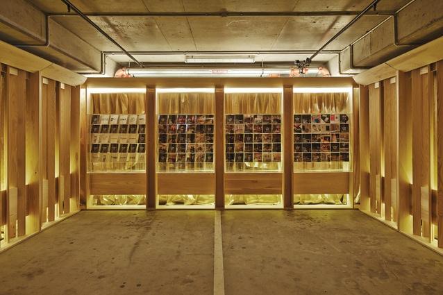 Pop Down Bar by DesignOffice