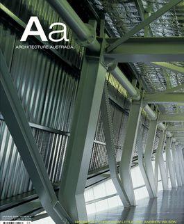 Architecture Australia, July 2005