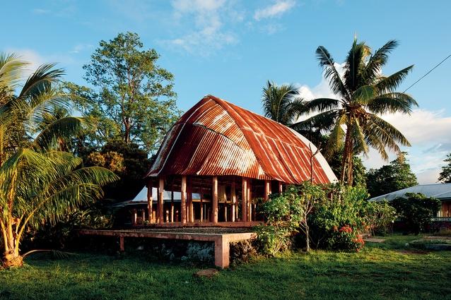 Fale, Samoa.