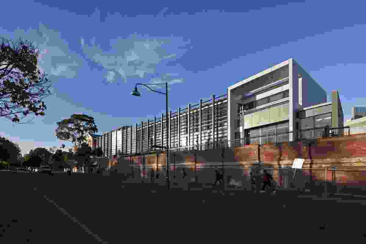 The Elizabeth Blackburn School of Sciences by ClarkeHopkinsClarke won Education Initiative/Design Solution for an Innovative Program & Overall Winner for the Australasian Region.
