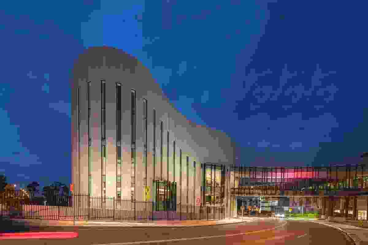 Sydney Coliseum Theatre by Cox Architecture.
