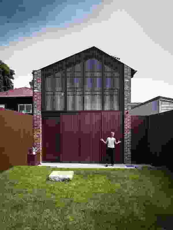 Ryde Street House by Bence Mulcahy.