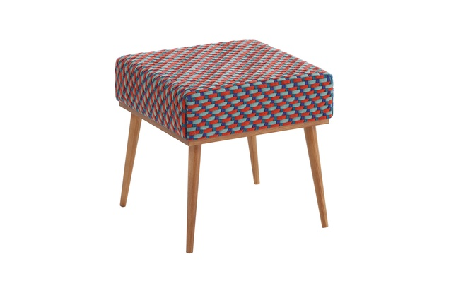 Detroit stool by Mapi Millet.