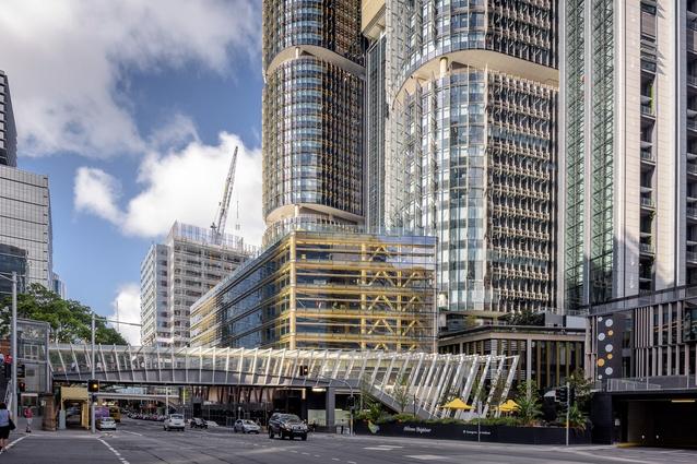International House Sydney by Tzannes.