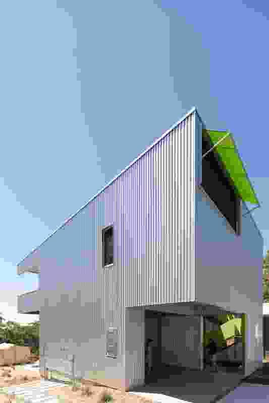 Undercroft Beach House by Neeson Murcutt Architects.