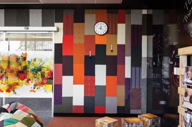edith cowan university student lounge architectureau
