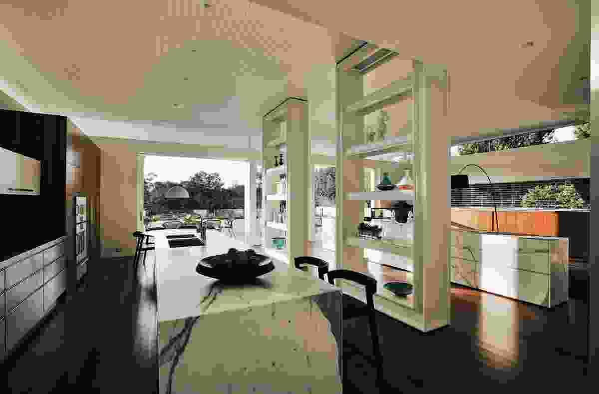Killara House by Arnoldlane Design and Studio R.