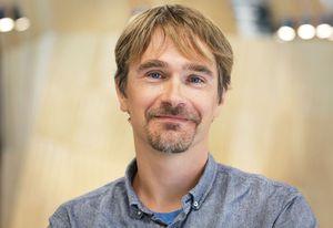 Chair in Resilient Cities, Lars Coenen.