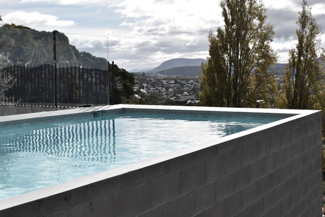 The Bends Pool by Room 11 Architects.