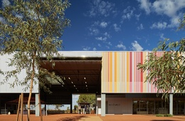 Nesting galleries: East Pilbara Arts Centre