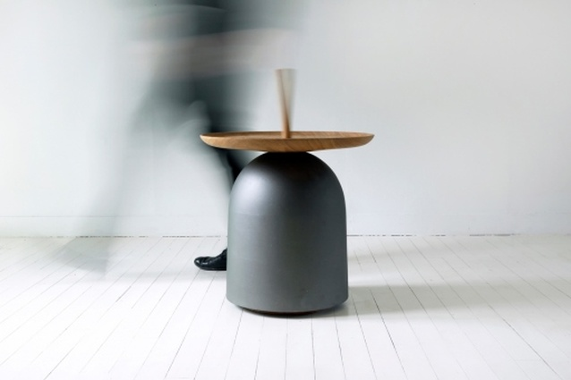 Campanes table by Pierre Charrie.