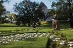Ex-servicewomen's memorial garden and cairn