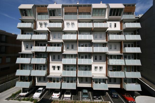 K2 Apartments by DesignInc.
