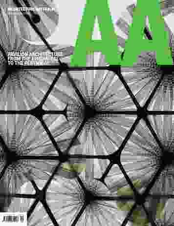 Architecture Australia March/April 2016.